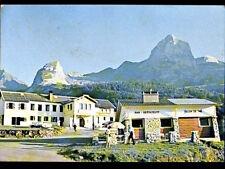 GOURETTE / PIC DU GER (64) BAR-RESTAURANT-SALON DE THE animé en 1970