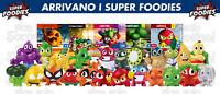 SUPER FOODIES ESSELUNGA (PERSONAGGI 3D E CARTE)
