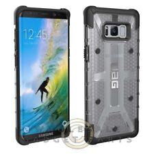 UAG - Samsung GS8 Plus Plasma Case - Ice/Black Case Cover Shell Protector