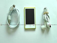 "€119+IVA APPLE iPod Nano A1446 7th Gen/ 2.5"" Multitouch LCD 16GB Yellow MD47QB/A"