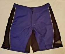 Cannondale Mens BLUE Terra Loose Fit Nylon RACING Cycling Short PANT Size L 36