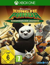 Kung Fu Panda: Showdown der Legenden (Microsoft Xbox One, 2015, DVD-Box)