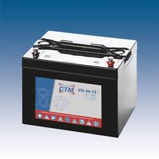12V 44Ah CTM AGM Longlifebatterie