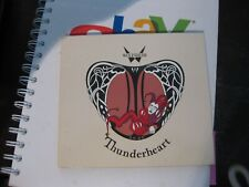 Thunderheart Wolfsheim~1993 German Import Synth Pop 3 Track CD Single USED