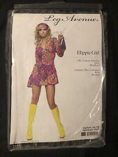 New Womens Hippie Girl Costume