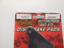 "Performance Plus Organic brake pads ""Banana"" calipers # HD6008-O"
