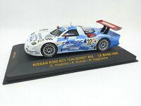 IXO 1:43 LMC034 NISSAN R390 GT1 Calsonic #32 LE MANS 1998 Hoshino Suzuki Kageyam