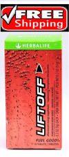 NEW Herbalife  Liftoff Energy Support - 10 Tablets, Pomegranate-Berry BursT
