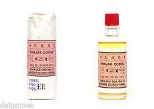 Shake Hand Brand Wah On Minyak Gosok 46ml,握手牌华安莪术油,stops bleeding, heals burns