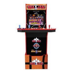 NBA Jam (WiFi) Arcade1Up - Arcade Systems - BRAND NEW