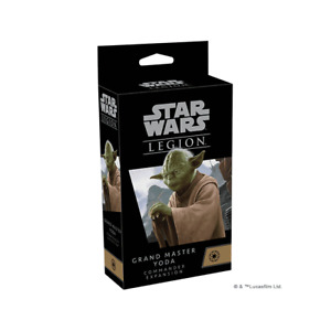 Star Wars Legion Grand Master Yoda Commander Expansion New