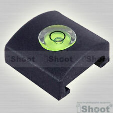 Spirit Level Hot Shoe Cover/Cap Protector for Sony/Minolta a Camera—2 in 1