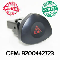 Hazard Lights Switch Warning For Renault TRAFIC MASTER MEGANE II OEM 8200442723
