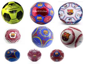 Barcelona F.C. Footballs - Sport Fun - Gardens - Summer - Kids - Children