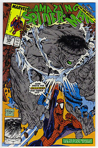Amazing Spider-Man #328 (Jan 1990, Marvel) by Todd McFarlane