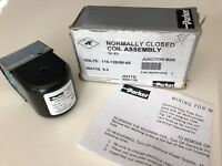 Parker Coil Assembly G-23 Junction Box 110-120/50-60 58-1015 Solenoid Valve 9W