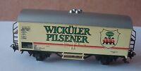 403 Märklin 4422 wagon couvert Wickuler Pilsener DB Ho 1:87