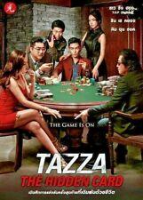 Tazza: The Hidden Card (2014) DVD PAL COLOR - Seung-Hyun Choi, Korean Crime