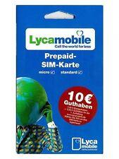 Kombi-SIM-Karten