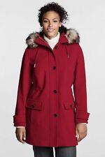 4b1a159c1b 100% Cotton Lands  End Plus Size Coats   Jackets for Women