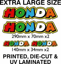 Unbranded Honda Motorcycle Decals & Stickers