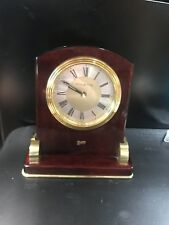 "645 - 189 HOWARD MILLER TABLE CLOCK "" BRAEMORE """