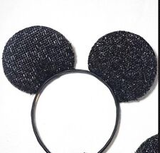 1pc Mickey Mouse-Minnie Ears Headband Shimmer Ears-Disney Halloween Party Mickey