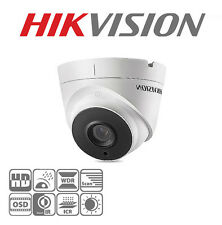 HIKVISION DS-2CE56F1T-IT3 2.8mm Lens, 3MP EXIR Turret Turbo HD Camera