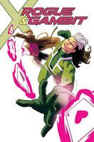 ROGUE & AND GAMBIT #1 (OF 5) ANKA COVER MARVEL LEGACY COMICS X-MEN