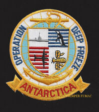 OPERATION DEEP FREEZE PATCH OpDFrz or ODF PIN UP US ARMY MARINES NAVY AIR FORCE