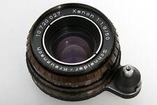 Schneider Xenar 50mm f1.9 Lens For Exakta S# 10720027
