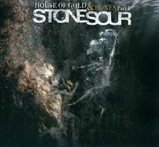 House of Gold & Bones, Pt. 2 [PA] [Digipak] by Stone Sour (CD, Apr-2013, Roadrunner Records)