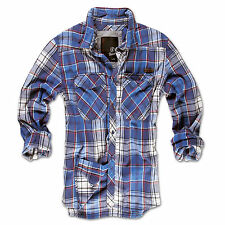 Camisa a cuadros Brandit Muchos Colores s-7xl Franela woodcutter casual