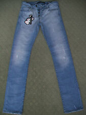 MENS LEE 'STOVEPIPE L1' STRETCH JEANS - BNWT - SIZE 29
