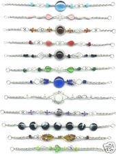 10 GLASS BEAD BRACELETS WHOLESALE PERUVIAN JEWELRY LOT