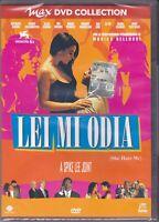 Dvd **LEI MI ODIA** di Spike Lee con Monica Bellucci nuovo sigillato 2004