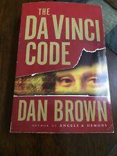 Robert Langdon Ser.: The Da Vinci Code by Dan Brown (2003, Hardcover)