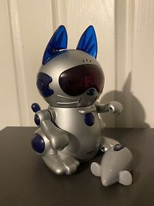 Meow-Chi robot. Tiger electronics 2000