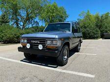 1988 Toyota Land Cruiser FJ62 GX