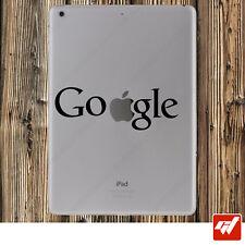 Sticker Autocollant Apple IPAD AIR TABLETTE - GOOGLE GO APPLE LOGO IPAD19