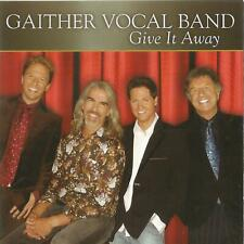 Gaither Vocal Band Give It Away Southern Gospel Music CD