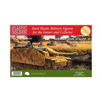 German Stug III Ausf G Assault Gun. - Plastic Soldier WW2V20008 - P3