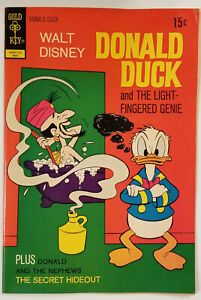 Donald Duck #143 (7.5 VF- or higher! Classic Bronze Age Disney Book!)