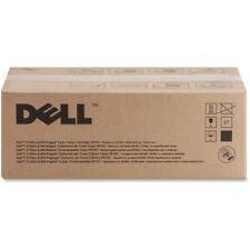 Original Dell H513C 593-10290 3130cn Toner Cyan High Capacity B Nouveau
