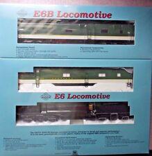 PROTO 2000 EMD E6A + E6B DIESEL SET HO GAUGE SOUTHERN RAILWAY NIB
