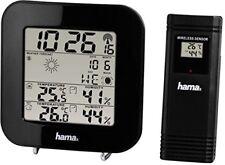 Hama EWS 200 Stazione Wireless meteo (fasi Lunari Previsioni del tempo Orologio