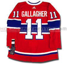 BRENDAN GALLAGHER MONTREAL CANADIENS HOME AUTHENTIC PRO ADIDAS NHL JERSEY