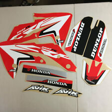 Honda CRF150R 2007-2017 graphics kit red highlight FREE SHIPPING!!!
