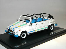 Matrix, 1979 VW Typ 181 THE THING Limousine, Langversion, 1/43