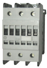 GE CL06A300M1 3 pole 80 AMP contactor with a 24 volt AC coil